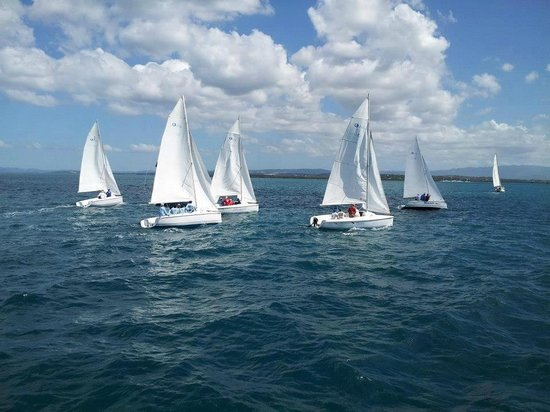 Vaiven Tasca en el Mar: 2nd Marina Pescaderia Sailing Rally