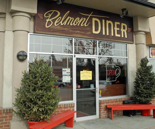 Belmont Diner, Feb 2013