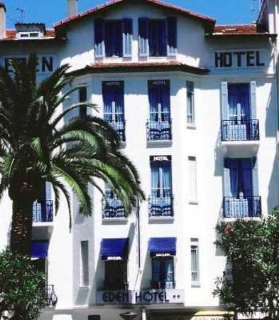 Hotel eden juan les pins france updated 2016 reviews for Hotels juan les pins