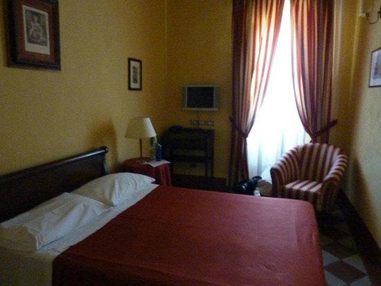 Il Chiostro del Carmine:                   the double bedroom