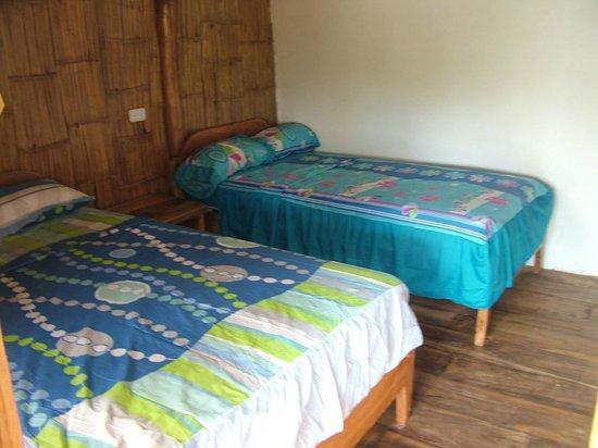 Hotel Rutamar: Habitación para 3per