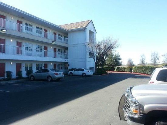 Extended Stay America - Sacramento - Northgate:                                     Northface