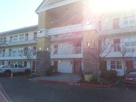 Extended Stay America - Sacramento - Northgate:                                     Northface again