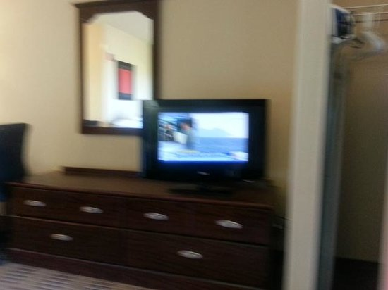 Extended Stay America - Sacramento - Northgate:                                     TV
