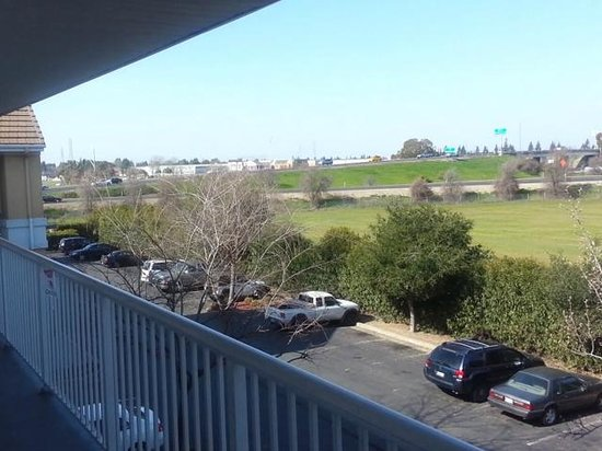 Extended Stay America - Sacramento - Northgate:                                     Facing North - Privacy