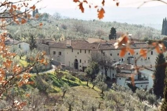 Bigallo Hostel : Panorama