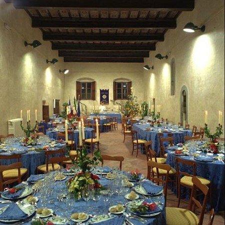 Bigallo Hostel : Sala cerimonia