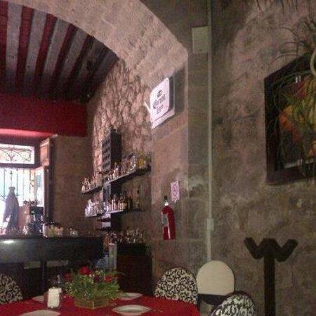 Cantera Diez Hotel Boutique:                   Breakfast to jazz music on Sunday