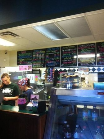 Bo Diddley's Deli:                   front of house