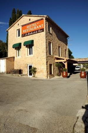 Hostellerie du Moulin de La Foux