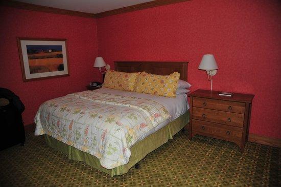 نابا ريفر إن:                   Our room                 