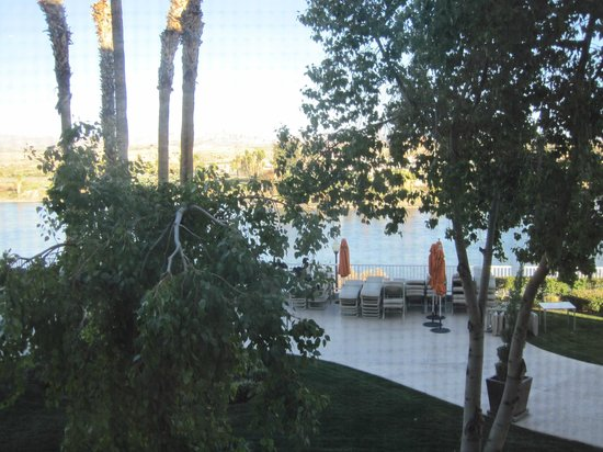 Golden Nugget Laughlin:                   View from GN Laughlin room