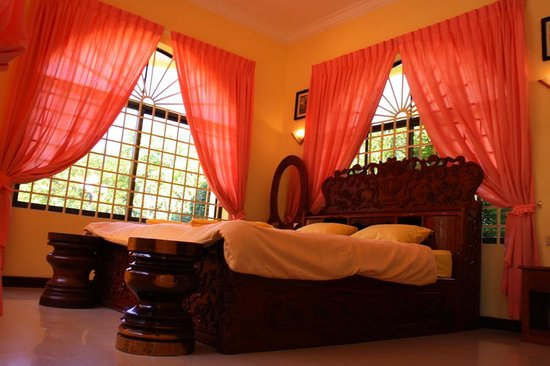 Baca Villa: Double rooms