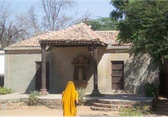 Bharatiya Sanskruti Darshan Museum:                                                       Sample House of Kutch - MATINI MAYA