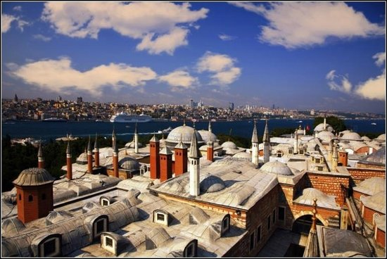 Family Istanbul: topkapi palace