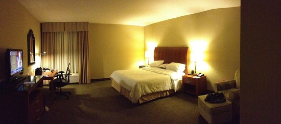Hilton Garden Inn Birmingham SE/Liberty Park:                   Lovely Room 609
