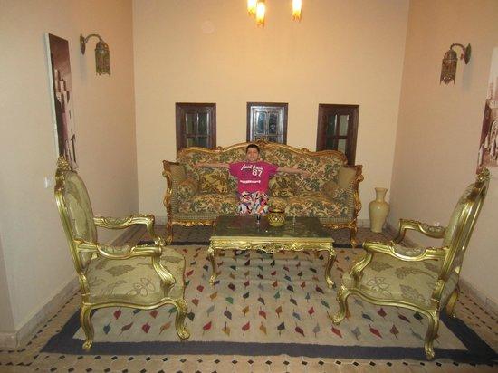 Albakech House:                   A l'étage