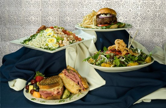 J Morgan's Steakhouse : Luncheon Entrees
