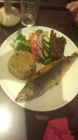 Spoonfuls:                   Mackerel with pickle was the best fish dish I have ever had. 5 star rating