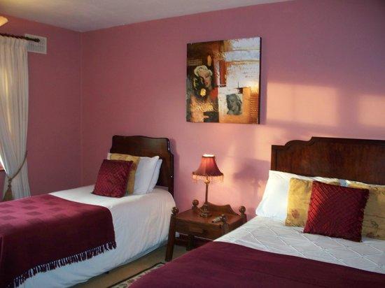 Beach Lodge: twin bedroom