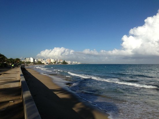 Tres Palmas Inn:                   Strandaussicht