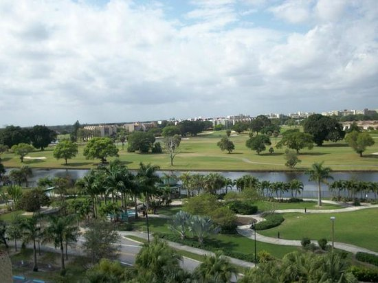 Inverrary All Inclusive Vacation Resort:                   Golf Course view