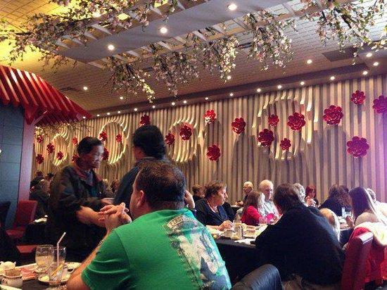 Has not asian restaurants in brampton the head