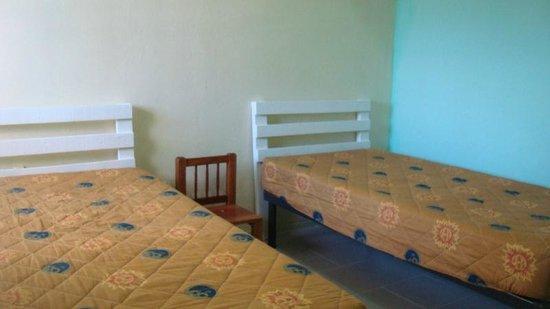 La Posada Chetumal Hostel:                   private