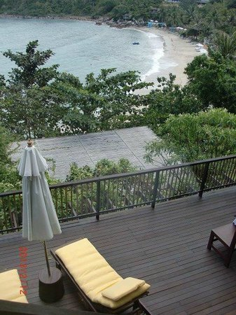 Six Senses Samui:                   Villa 54, three levels all to yourself!