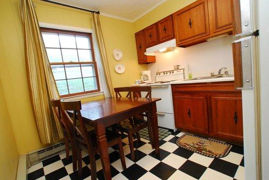 Roseloe Motel: kitchen 15