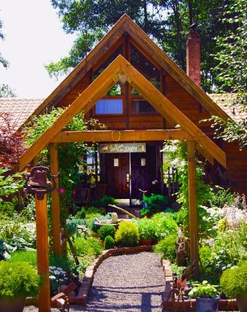 Foto de Columbia River Gorge Bed and Breakfast