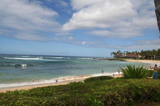 كياهونا بلانتيشن ريزورت كاواي باي آوتريجر:                   Kiahuna Beach                 