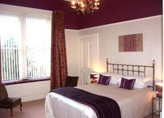 Heathpark House: The Wilman bedroom