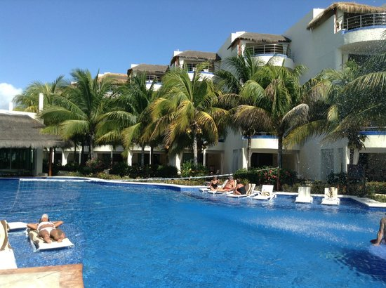El Dorado Maroma, a Beachfront Resort, by Karisma:                   Main Pool