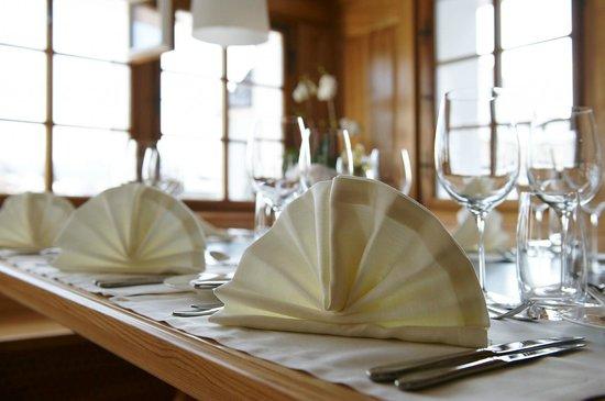 Anker Hotel: Gepflegtes Restaurant mit hervorragender Küche