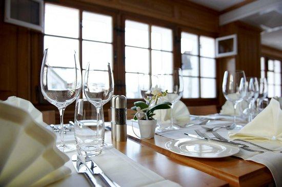 Anker Hotel: Restaurant mit Appenzeller-Stube