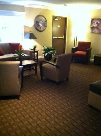Comfort Inn Gaslamp / Convention Center: lobby