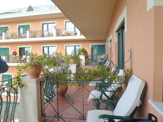 Hotel Villa Diodoro Sicile Taormina
