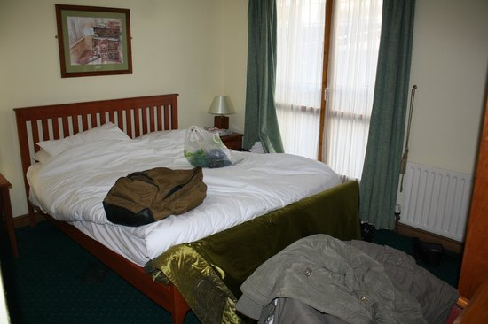 أنكور هاوس دوبلن:                   Bed                 