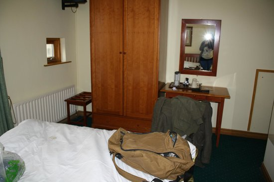 Anchor House Dublin:                   Room