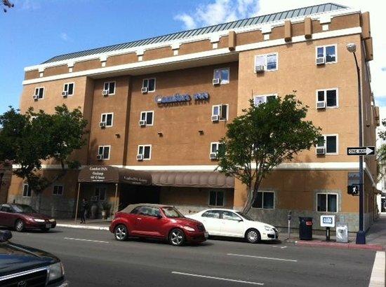 Comfort Inn Gaslamp / Convention Center: hotel on G street