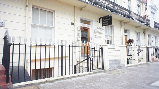 Belgrave House Hotel London Victoria: Outside