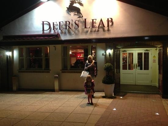 Deer's Leap:                   my girls on my birthday