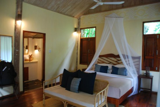 My Dream Boutique Resort:                   Bungalow - lovely and romantic