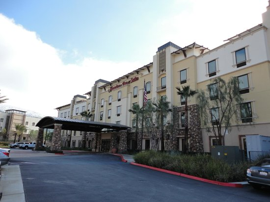 Hampton Inn & Suites Highland:                   Hotel