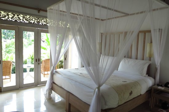 Uma by COMO, Ubud:                   Our bedroom