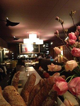 Hafenrestaurant :                   neues lokal alter standort