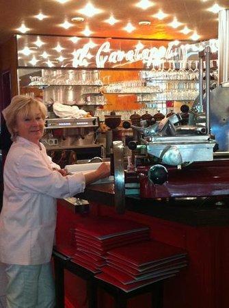Trattoria Vinoteca Il Cavatappi:                   Küchen Prinzessin