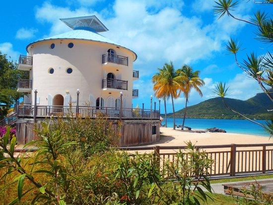 site - Picture of Club Med Buccaneer's Creek, Sainte-Anne ...