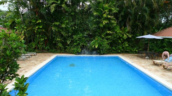Mawamba Lodge :                   pool